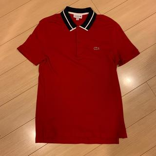 ラコステ(LACOSTE)の赤ワニ ラコステポロシャツ(ポロシャツ)