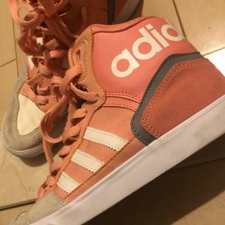 アディダス(adidas)のadidas ハイカットスニーカー(スニーカー)