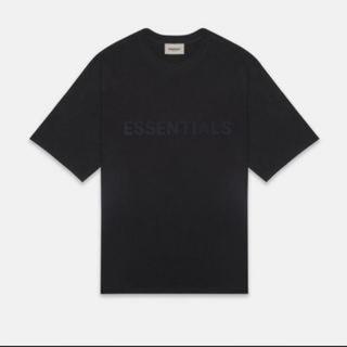 FEAR OF GOD - FOG ESSENTIALS TEE BLACK Mサイズ 20SS Tシャツ
