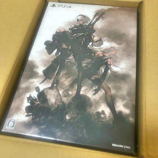 SQUARE ENIX - ★完売❗️ニーアオートマタ NieR: Automata Black Box