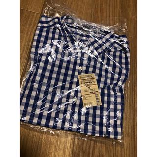ムジルシリョウヒン(MUJI (無印良品))の無印 チェック半袖シャツ(シャツ/ブラウス(半袖/袖なし))