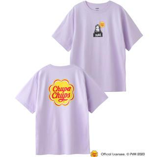 エックスガール(X-girl)のX-girl CHUPA CHUPS S/S TEE(Tシャツ/カットソー(半袖/袖なし))