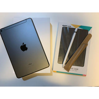 Apple - iPad mini5SIMフリー+Apple Pencil第1世代