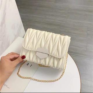 【新品未使用♡】quilting chain bag チェーンバッグ