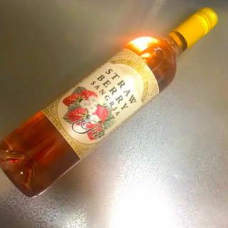 カルディ(KALDI)のカルディ いちご ワイン ①(リキュール/果実酒)