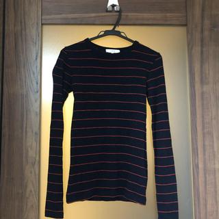 ビンス(Vince)のvince ロングスリーブTシャツ(Tシャツ/カットソー(七分/長袖))