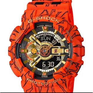 ジーショック(G-SHOCK)のG-SHOCK ドラゴンボール(腕時計(デジタル))