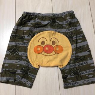アンパンマン(アンパンマン)の90㎝ アンパンマン モンキーパンツ  総柄ズボン(パンツ/スパッツ)