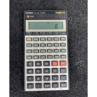 カシオ(CASIO)のCASIO 関数電卓 fx-360MT turbo-fx(オフィス用品一般)
