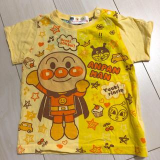 アンパンマン - 95㎝ アンパンマン Tシャツ 接触冷感