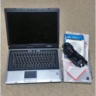 エプソン(EPSON)のEPSON Endeavor NJ3000 Windows10(ノートPC)