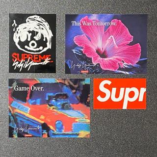 Supreme - 【店舗限定】Supreme × Yohji Yamamoto ステッカーセット