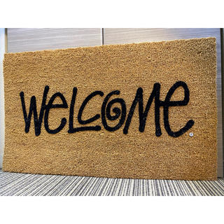 STUSSY - Stussy Welcome マット