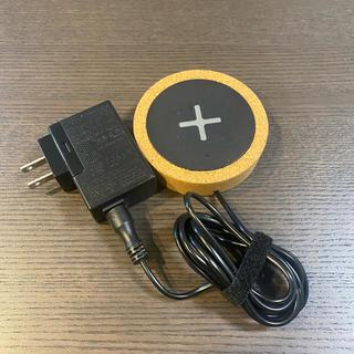 IKEA - IKEA  ワイヤレス充電器 ブラック