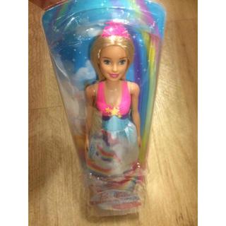 バービー(Barbie)のバービー レインボープリンセス barbie バービー人形 かわいい 新品(ぬいぐるみ/人形)