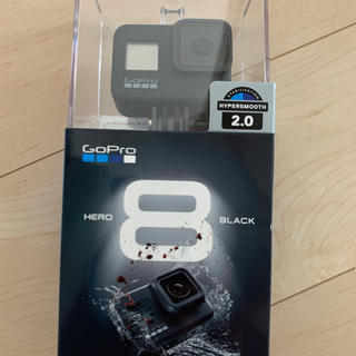 ゴープロ(GoPro)の新品未使用 GoPro HERO8 Black  ゴープロ アクションカメラ(ビデオカメラ)