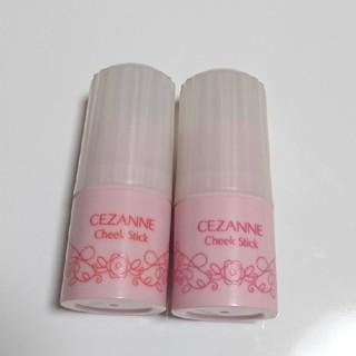 セザンヌケショウヒン(CEZANNE(セザンヌ化粧品))のセザンヌ チークスティック 0102(チーク)