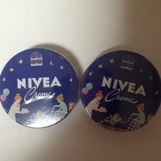 ニベア(ニベア)のニベア大缶169g×2(ボディクリーム)