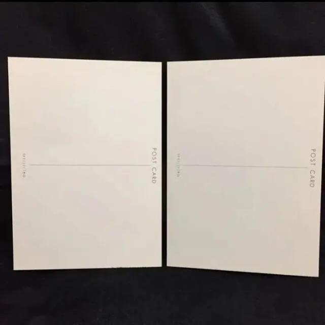FELISSIMO(フェリシモ)の【新品】アンティークハガキ ポストカード2枚セット チェアー 葡萄 インテリア/住まい/日用品のインテリア/住まい/日用品 その他(その他)の商品写真