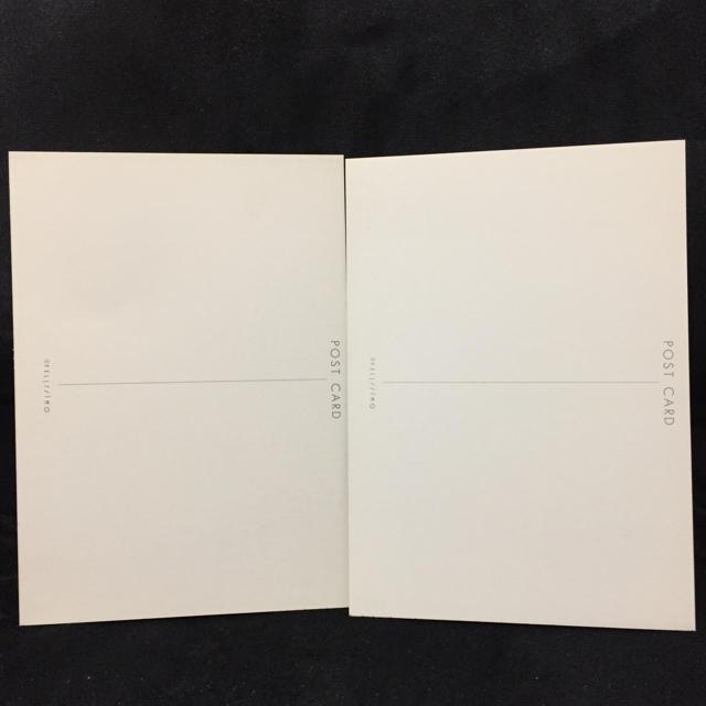 FELISSIMO(フェリシモ)の新品アンティークハガキ ポストカード2枚セット リバーストーン ミラードレッサー インテリア/住まい/日用品の文房具(その他)の商品写真