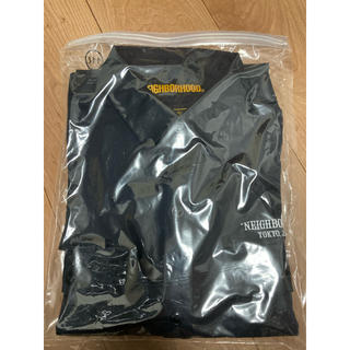 NEIGHBORHOOD - 新品 NEIGHBORHOOD ネイバーフッド ワークシャツ ネイビー Lサイズ