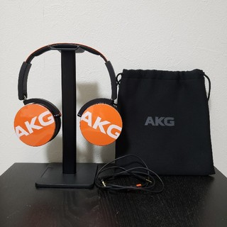 AKG ヘッドフォン Y50