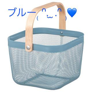 イケア(IKEA)のIKEA💙リーサトルプ💙大人気💙バスケット(バスケット/かご)