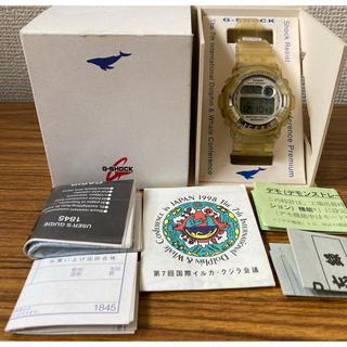 ジーショック(G-SHOCK)の完品 G-SHOCK 第7回 イルカクジラ会議 DW-9200K-2BT(腕時計(デジタル))