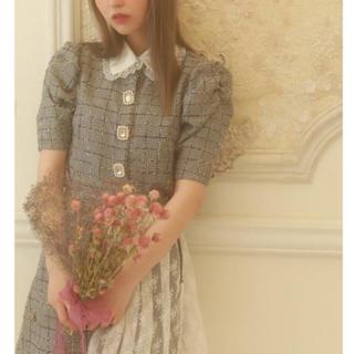 Swankiss - スワンキス♡今期♡新作♡セットアップ♡HS vintage check S/K