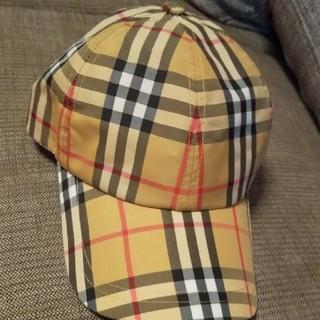 BURBERRY - Burberryバーバリー キャップロンドンキャップ帽子
