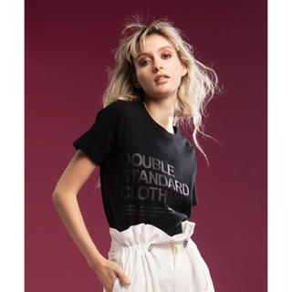 DOUBLE STANDARD CLOTHING - ダブルスタンダードクロージング Tシャツ