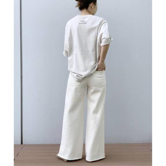 Plage(プラージュ)のplage JANESMITH ジェーンスミス ALTERNETIVE Tシャツ レディースのトップス(Tシャツ(半袖/袖なし))の商品写真