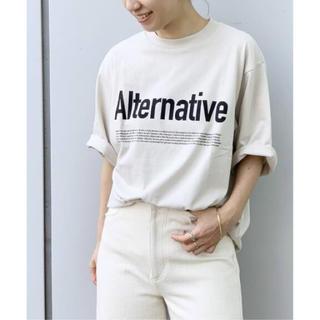 Plage - plage JANESMITH ジェーンスミス ALTERNETIVE Tシャツ