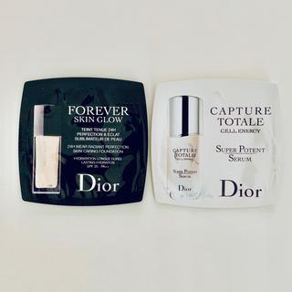 ディオール(Dior)のディオール サンプル(サンプル/トライアルキット)