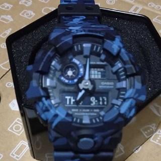 ジーショック(G-SHOCK)のジーショック  時計  カモフラ(腕時計(アナログ))