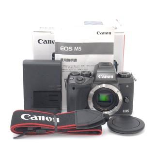 Canon - Wi-Fi・Bluetooth対応ミラーレス♪Canon EOS M5 ボディ