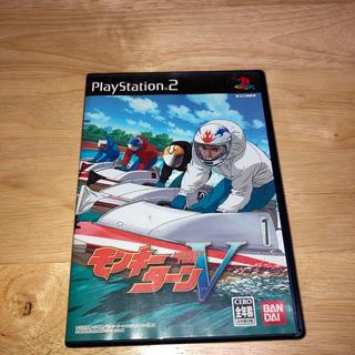 バンダイ(BANDAI)のモンキーターンV PS2 中古(家庭用ゲームソフト)