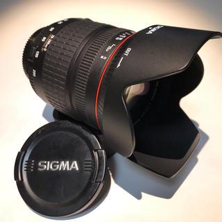 シグマ(SIGMA)のNIKONマウント SIGMA ZOOM 28-200mm F3.5-5.6(レンズ(ズーム))