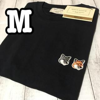 新品/タグ付き/男女兼用/メゾンキツネTシャツ/Mサイズ