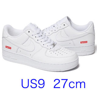 Supreme - Supreme®/Nike® Air Force 1  27cm