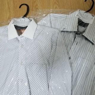 スーツカンパニー(THE SUIT COMPANY)のBRICK HOUSE ワイシャツ 2枚セット (クリーニング済み)(シャツ)