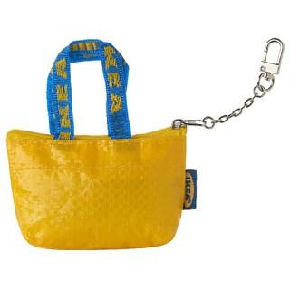 IKEA - 最安値♪原宿限定 新商品♪IKEA クノーリグ 可愛い ミニバッグ キーホルダー