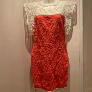 【カヴァリ】ワンピース ドレス(ミニワンピース)