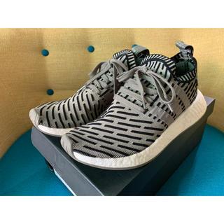 アディダス(adidas)の■アディダス NMD R2 PK 27センチ 中古(スニーカー)