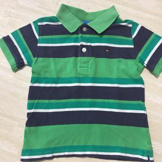 トミーヒルフィガー(TOMMY HILFIGER)のトミーヒルフィガー  3T ポロシャツ(Tシャツ/カットソー)