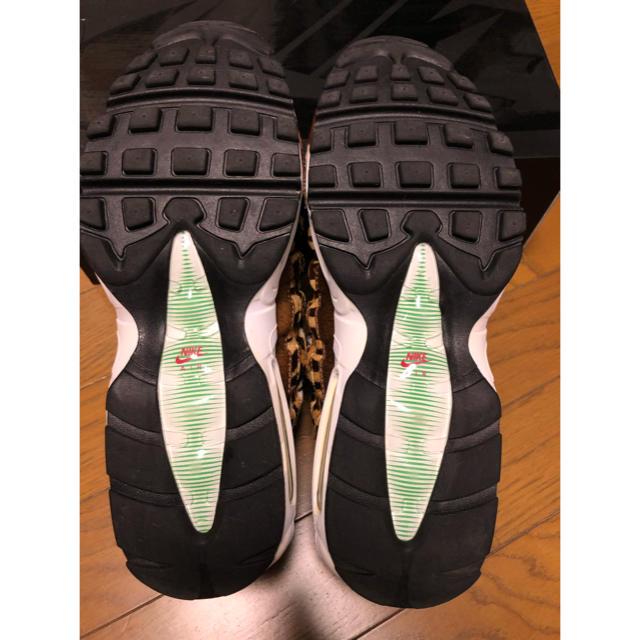 NIKE(ナイキ)のNIKE AIR MAX 95 DLX ATMOS ANIMAL PACK2.0 メンズの靴/シューズ(スニーカー)の商品写真