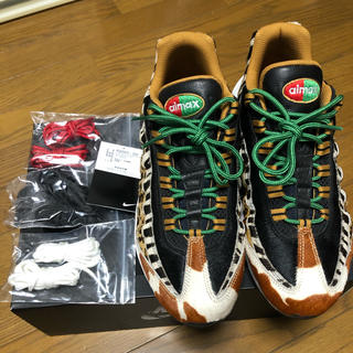 NIKE - NIKE AIR MAX 95 DLX ATMOS ANIMAL PACK2.0