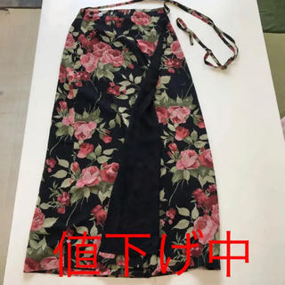 アナップ(ANAP)のラップスカート(ロングスカート)