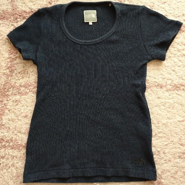 THE NORTH FACE(ザノースフェイス)のノースフェイス ワッフル レディースのトップス(Tシャツ(半袖/袖なし))の商品写真
