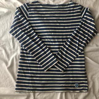 オーシバル(ORCIVAL)のオーシバル ボーダー orcival(Tシャツ(半袖/袖なし))